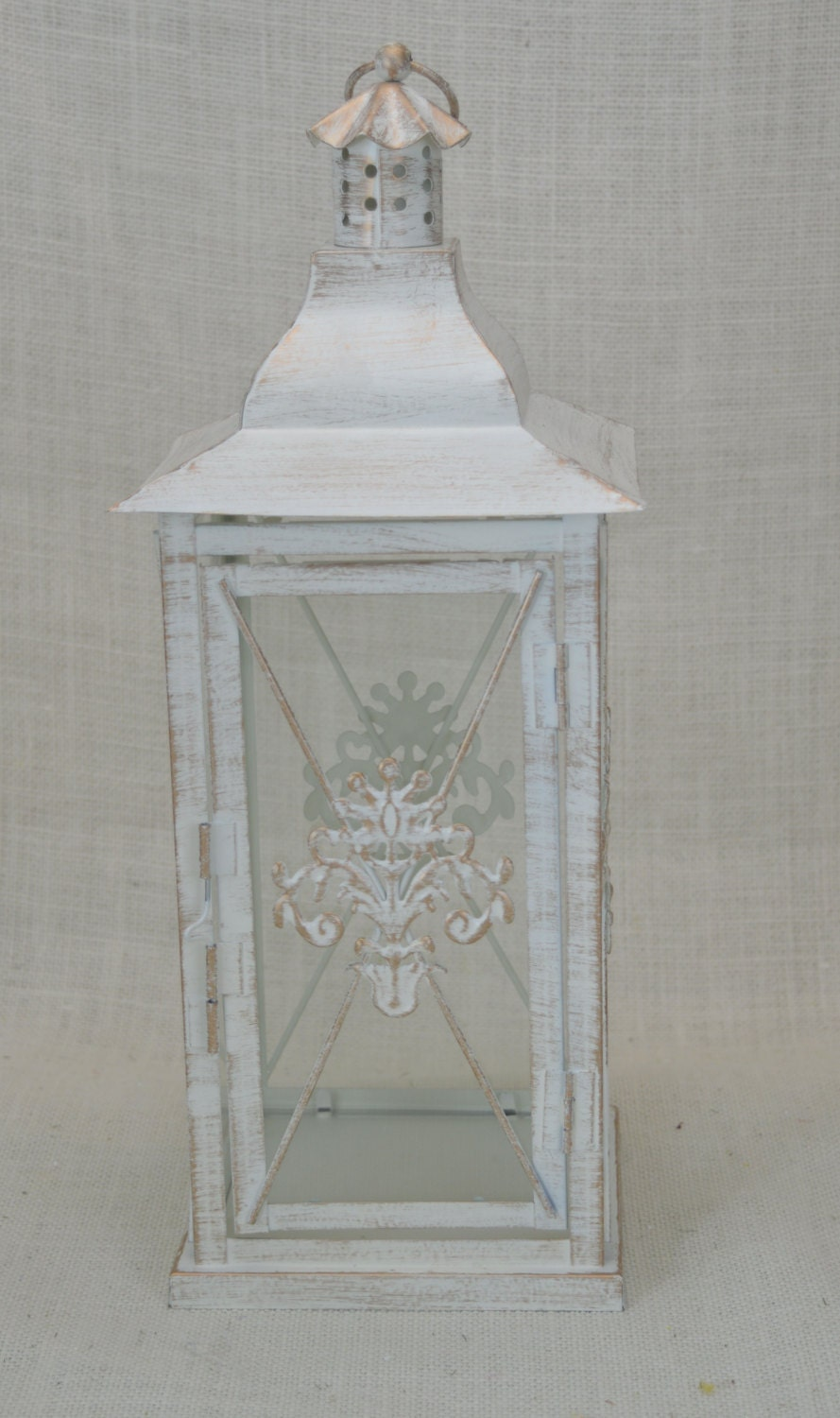 No t wedding inch lantern centerpiece vintage antique