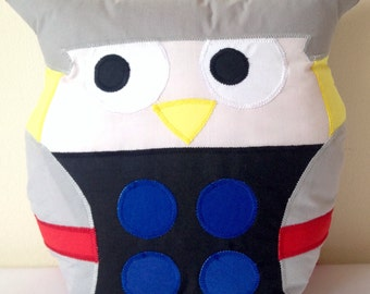 Thor Owl Cushion
