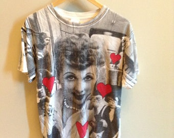 Vintage I Love Lucy shirt