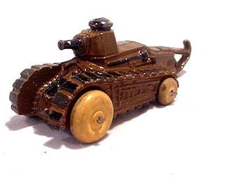1930s Barclay V156 Renault Military Tank