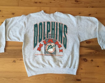 Vintage Miami Dolphins Sweatshirt