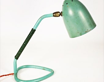 Bedside lamp from the 1950's - 1960's.