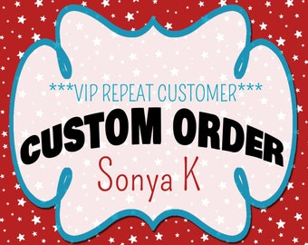 Custom Invite for Sonya K