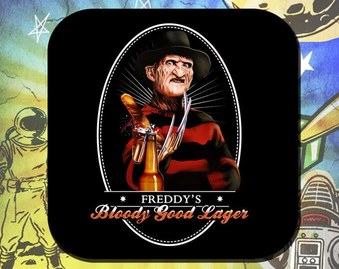 Freddy Krueger Coaster Set