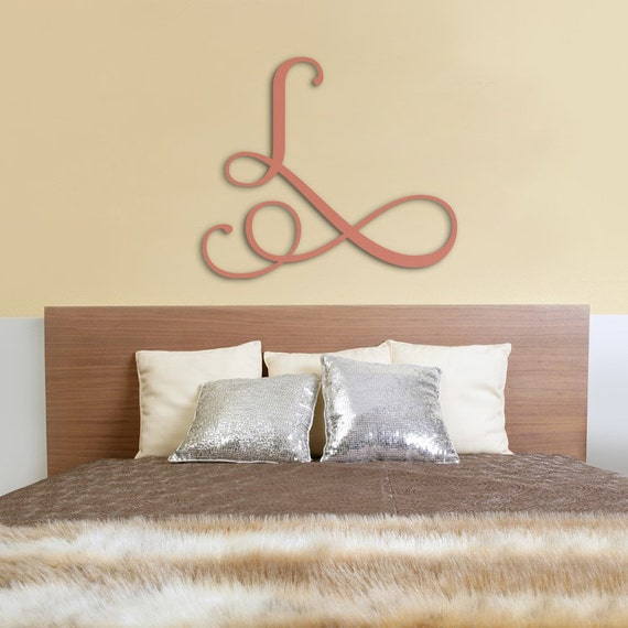 Large Wooden Letters For Wall Decor : Extra large wall art wooden letters hanging decor