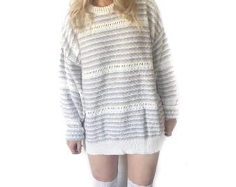 Chloe Cotton Oversized Sweater