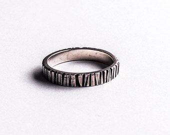 Tree texture ring