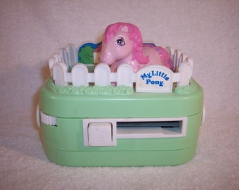 My Little Pony Cassette Tape Player