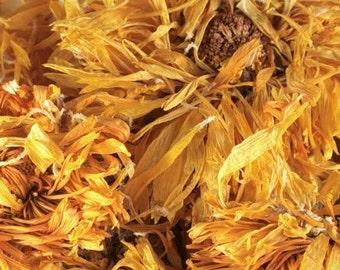 Calendula (Marigold) Flower - Certified Organic