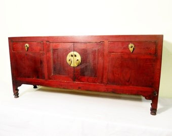 Antique Chinese Petit Ming Cabinet (5453) Circa 1800 1849