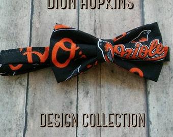 Baltimore Orioles Bow Tie
