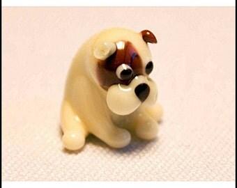 Cute Glass Super Mini Fugirune - Bulldog