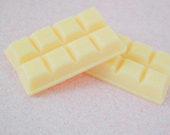 60mm HUGE Kawaii Peachy White Chocolate Bar Sweet Candy Decoden Cabochon - 1 piece set