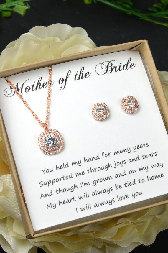 Wedding Gift For Mother Of The Bride And Groom : ... Gift,Mother of the Groom Gifts,Bridal Party Gift, Bridal Party Jewelry