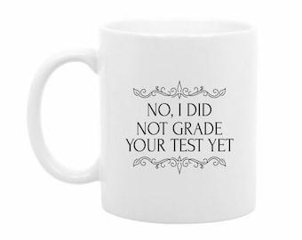 Teacher Mug - Funny Teacher Gift - English Teacher Gift - Funny Coffee Mug - Professor Gift - Teacher Gift - Christmas Gift for Teacher