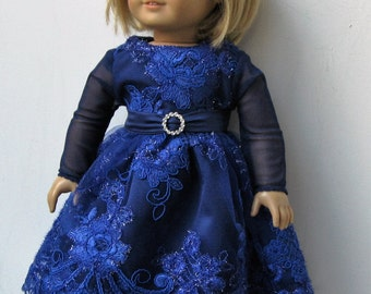 Party Dress for American Girl Dolls