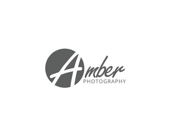Premade Logo Design - Photography Custom Business logo, Photography watermark, Logo Designer, Graphic Design, Photography Watermark Logo