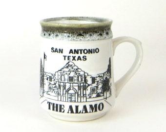 Vintage San Antonio mug