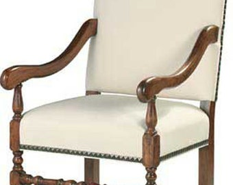 Side Chair or Accent Chair Before Frame-Custom Made to Your Style, French Berger Style