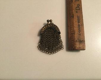 Very tiny coin purse