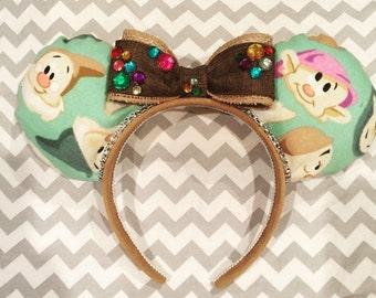 Seven Dwarfs Minnie Ears