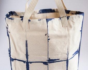 Shibori Shopper kriss/kross #2