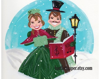 Merry Carolers