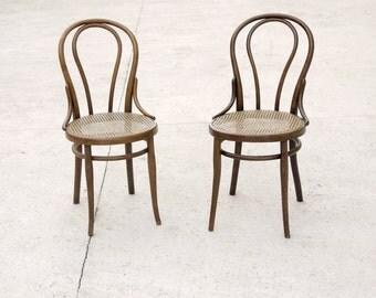 Thonet  chairs no. 18