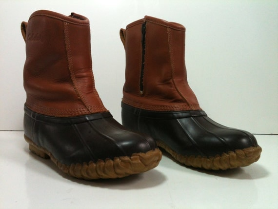 CABELA'S Duck Boots Thinsulate Shoes Size: 7 Men's