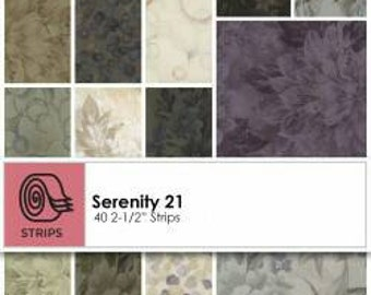 Serenity 21 jelly roll