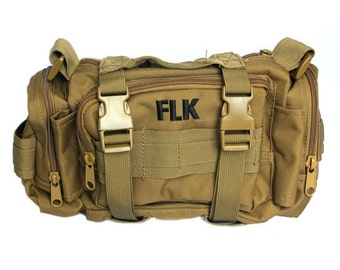 Hands Free Tool Bag - Waist Pack - Hiking Pack - Tool Pack - Tactical Pack -Groomsmen Gift, Fanny Pack, Gift for Him