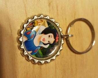 Disney's Snow White keychain