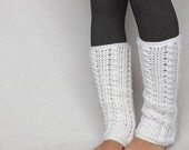 Crochet Pattern - Lennon Cable Leg Warmers and Boot Cuffs by Lakeside Loops (includes Baby, Toddler, Child, Teen & Adult sizes)