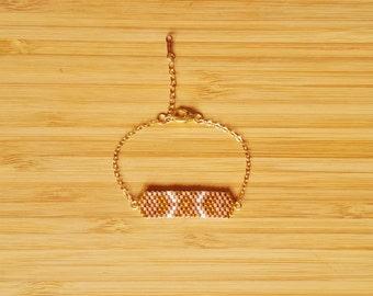 Bracelet Cheyenne Mocha