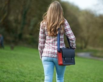 On Sale!! Bantham Leather Satchel Shoulder bag