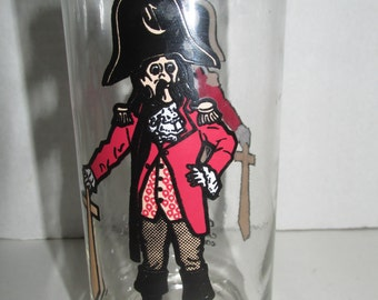 Vintage Captain Crook collection Series McDonalds Glass