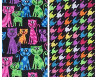 Fleece Cat Blanket(C49,C53)