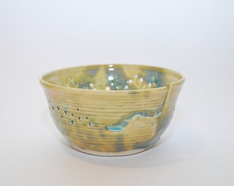 Handmade Yarn Bowl