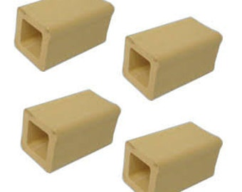 "Kiln Posts-1/2"".1"",4""-Lot of 1 Post-Kiln Furniture-Kiln Supplies-Kilns-Fused Glass Tools-Kiln Posts"