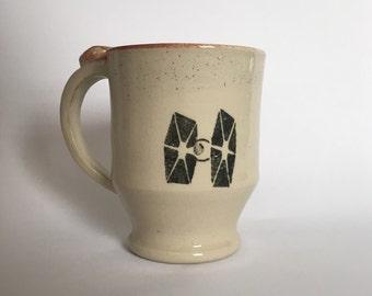 Star Wars Mug- Tie Fighter