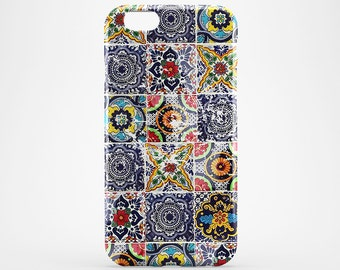 Morocco Cases Marble iPhone Case iPhone 7 Marble Phone Case iPhone 7 Plus iPhone 6 Tile iPhone 6 Plus Case Huawei Moroccan Galaxy Case iPod