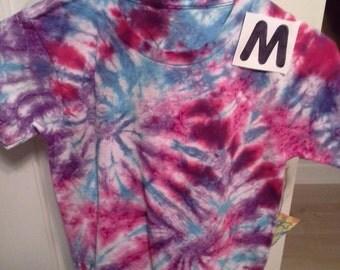 Children's tie dye t-shirt