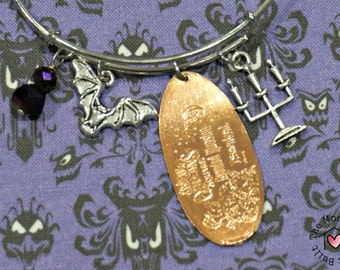 Haunted Mansion Pressed Penny Bracelet