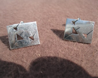 Cuff Links Vintage Swank
