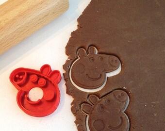 Peppa Pig Cookie Cutter