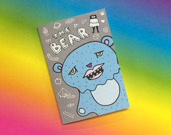 BEAR NOTEBOOK