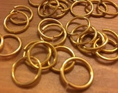 Vintage 10mm Gold-Plated ...