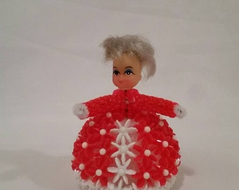 Vintage Pipe Cleaners Bead Lady