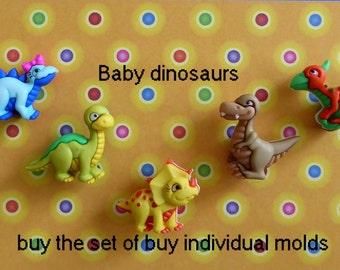 Dinosaur mould Etsy