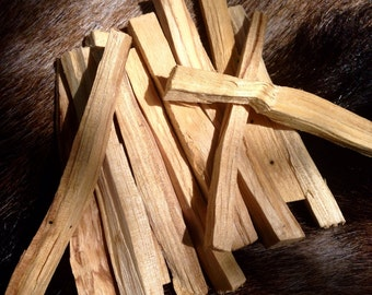 Holy Palo Santo Wood Sticks. Free Shipping with any order!